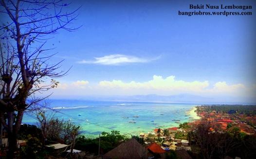 Bukit Jungut Batu Nusa Lembongan